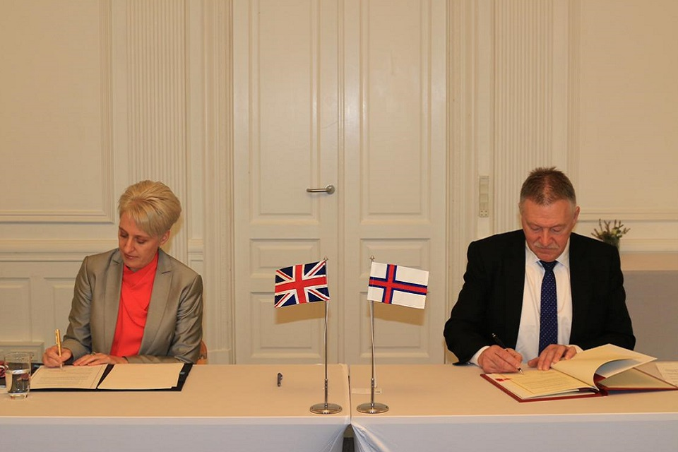 uk fisheries agreement faroe