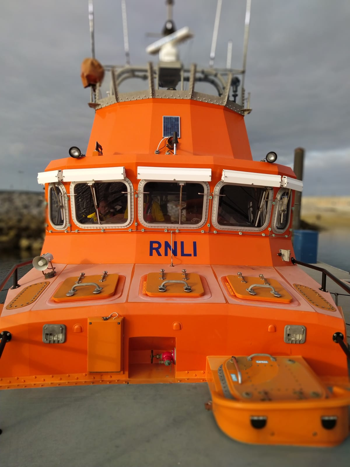Aran Islands RNLI Golam Head