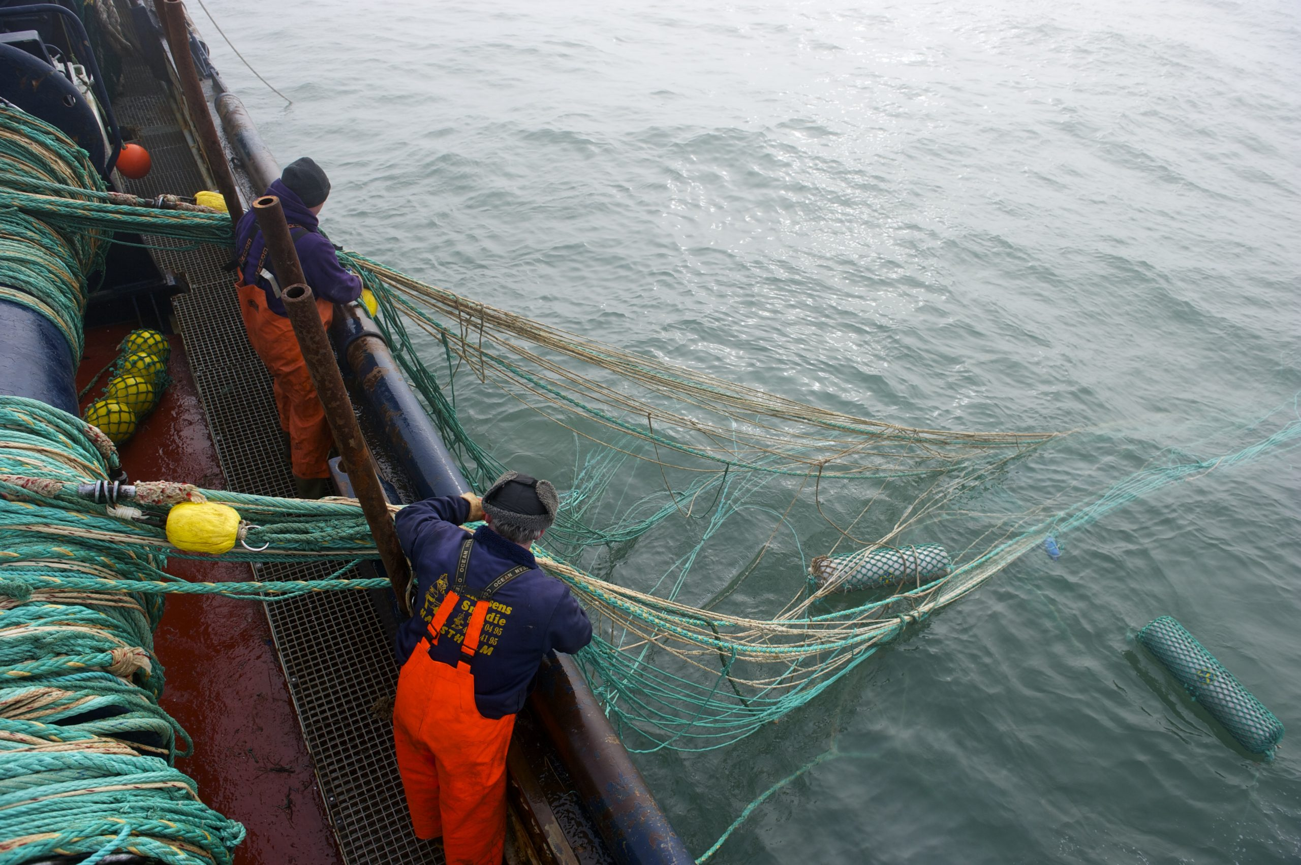 baltic sea trawling ban