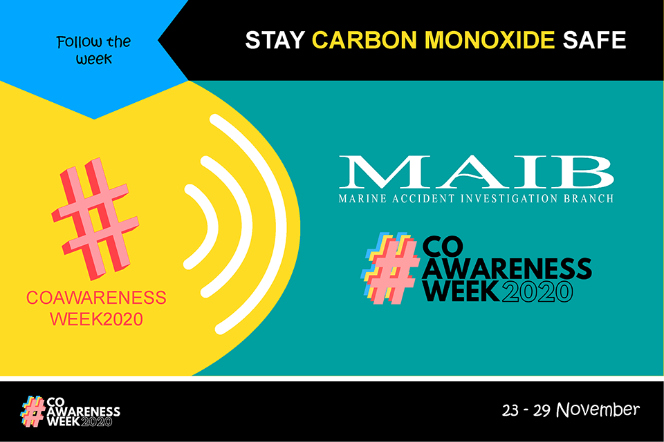 carbon monoxide awareness week 2020