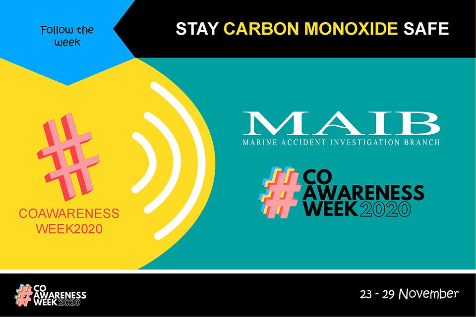 carbon monoxide awareness week 2020