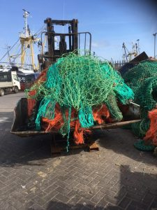 lost fishing gear ocean pollution