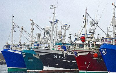 SFF sets out priorities for Fisheries Agreement between UK and EU