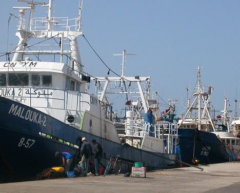 ILO Work Fishing Convention