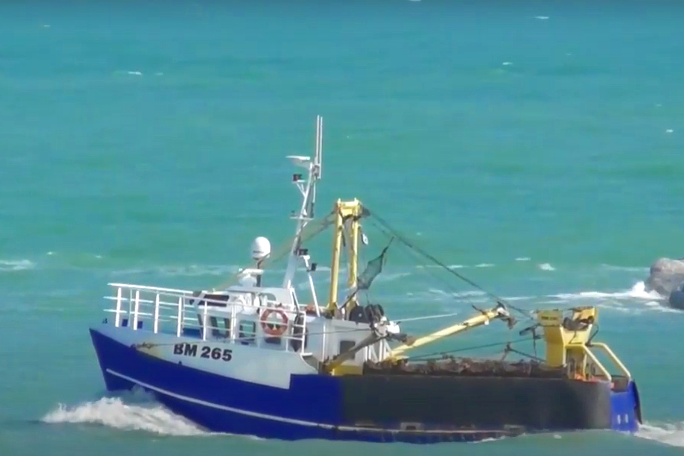 search scalloper joanna c terminated
