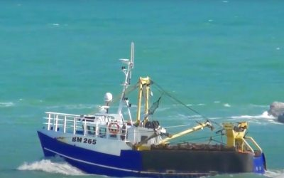 Search resumes for two missing crewmen from scalloper Joanna C