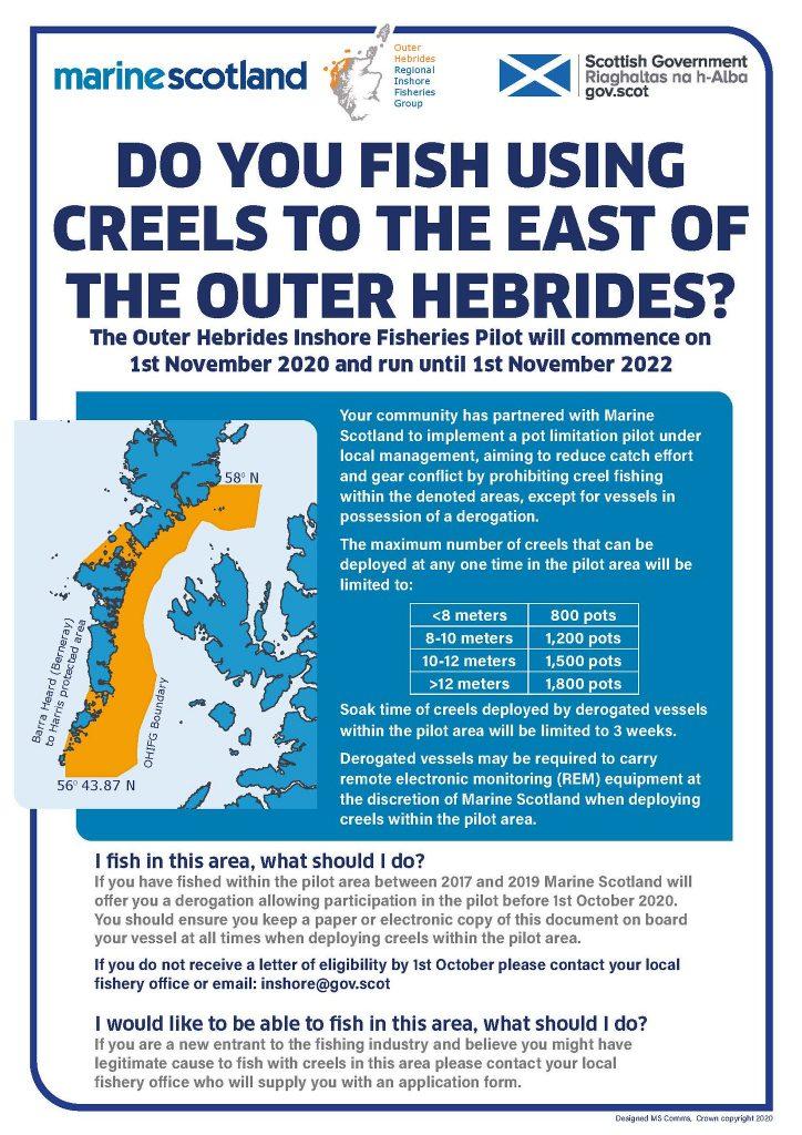Outer Hebrides Inshore Fisheries Pilot