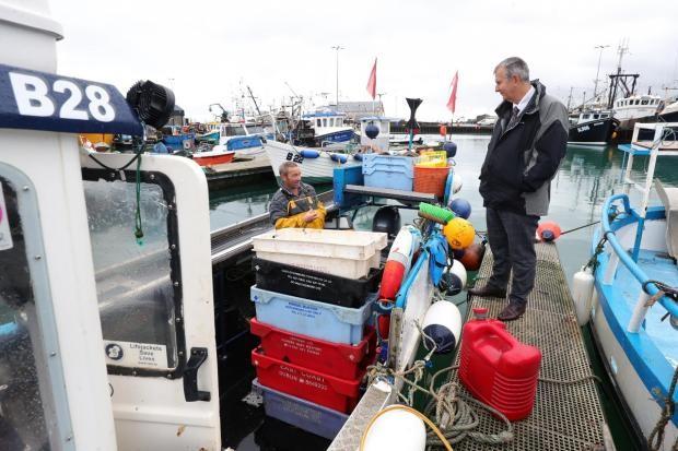 NI Pots uk fisheries act