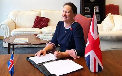UK and Iceland sign MoU to step up cooperation on fisheries