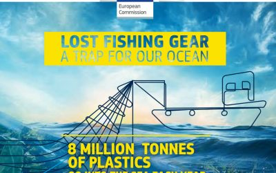 Lost Fishing Gear – A Trap for our Ocean says Commission report