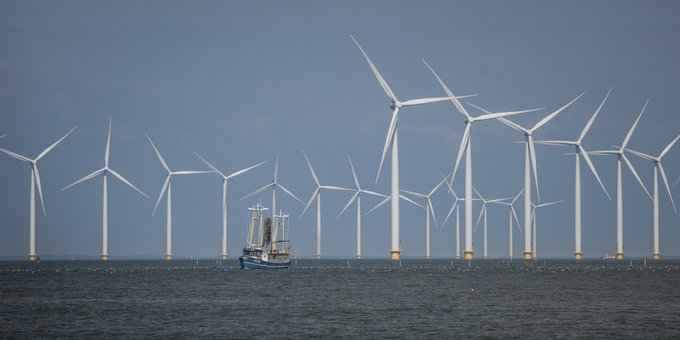 offshore renewable energy projects