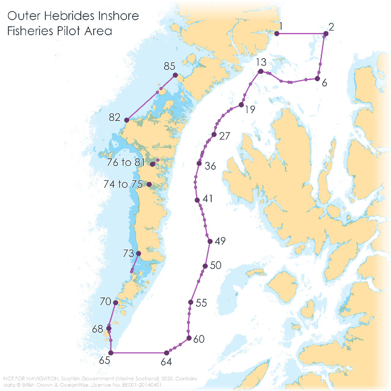 Outer Hebrides Inshore Fisheries Pilot