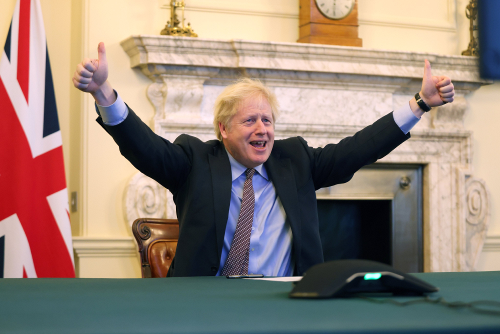 The trade deal between the Britain and the EU may not be the deal Boris Johnson has sold the UK fishing industry according to John Litchfield