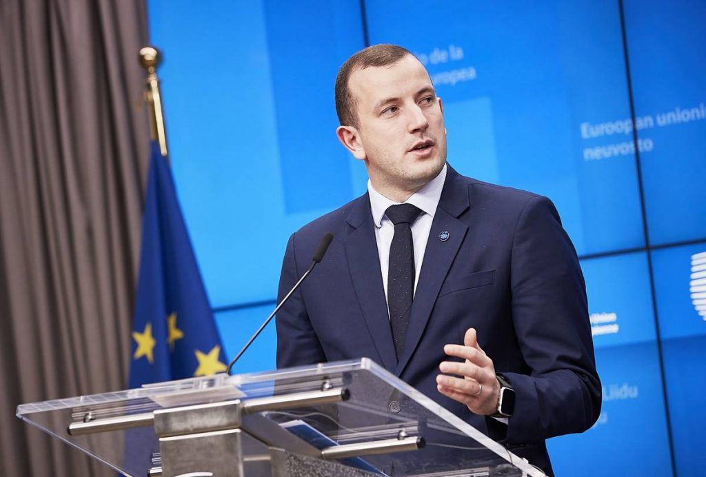 Commissioner Sinkevičius outlines the AGRIFISH decision to roll-over TACs for 2021