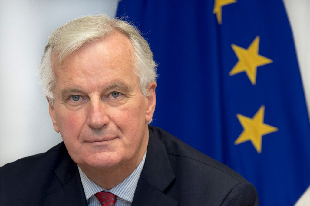 EU Chief Negotiator, Michel Barnier believes Christmas Eve to be the new deadline in EU-UK talks