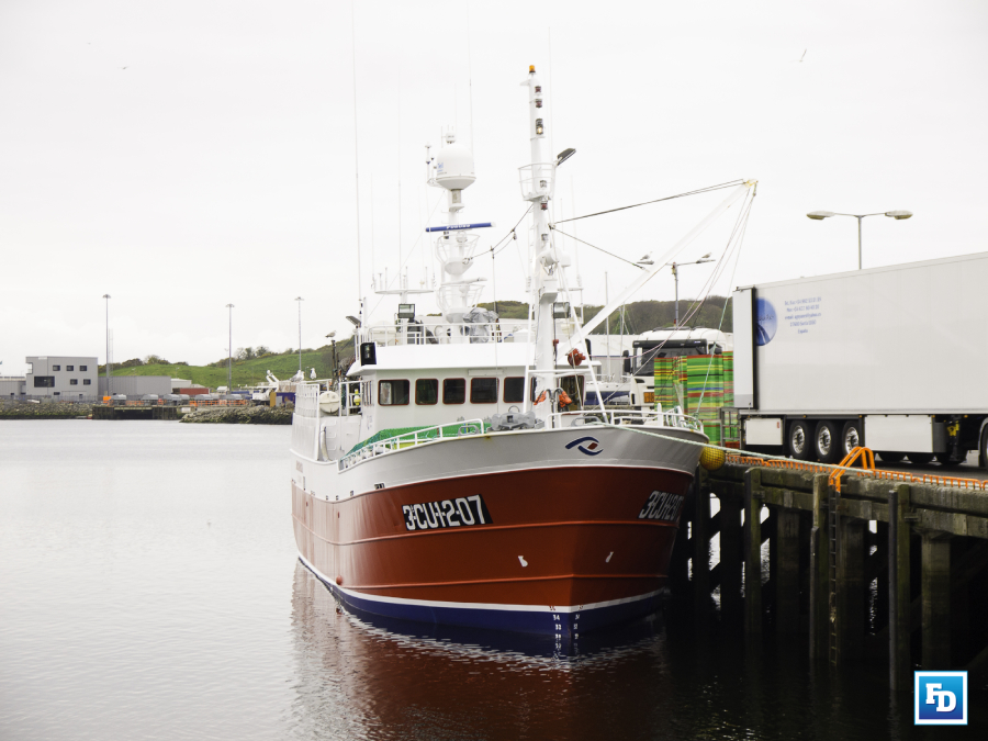 EUFA claim the Brexit Agreement is a disaster for EU fishers