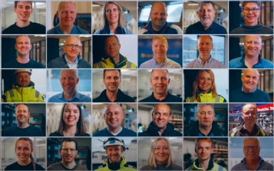 Måløy Maritime Group in Norway releases movie to reach out to customers