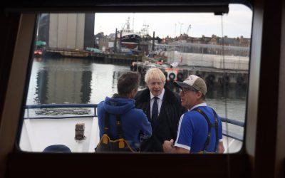 Boris Johnson has promised the UK fishing industry El Dorado post-2026