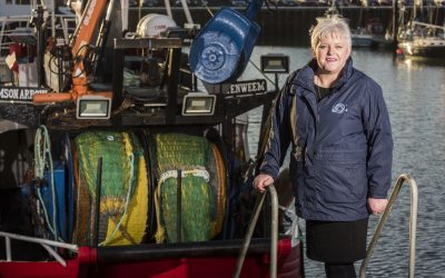 Scottish seafood exporters hit by 'perfect storm' of Brexit disruption