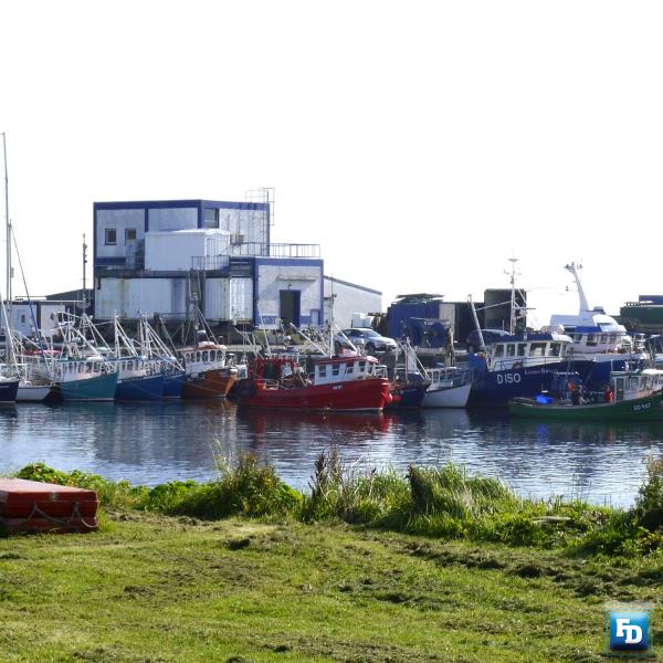 northern ireland fishing boats