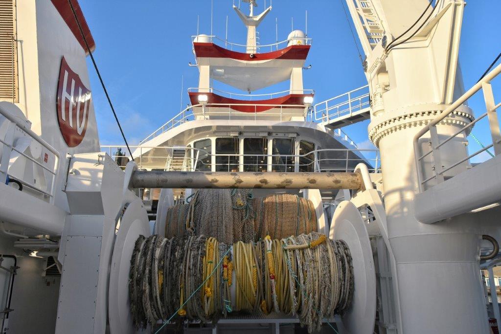 Karstensens Shipyard HAVSKJER  pelagic trawler