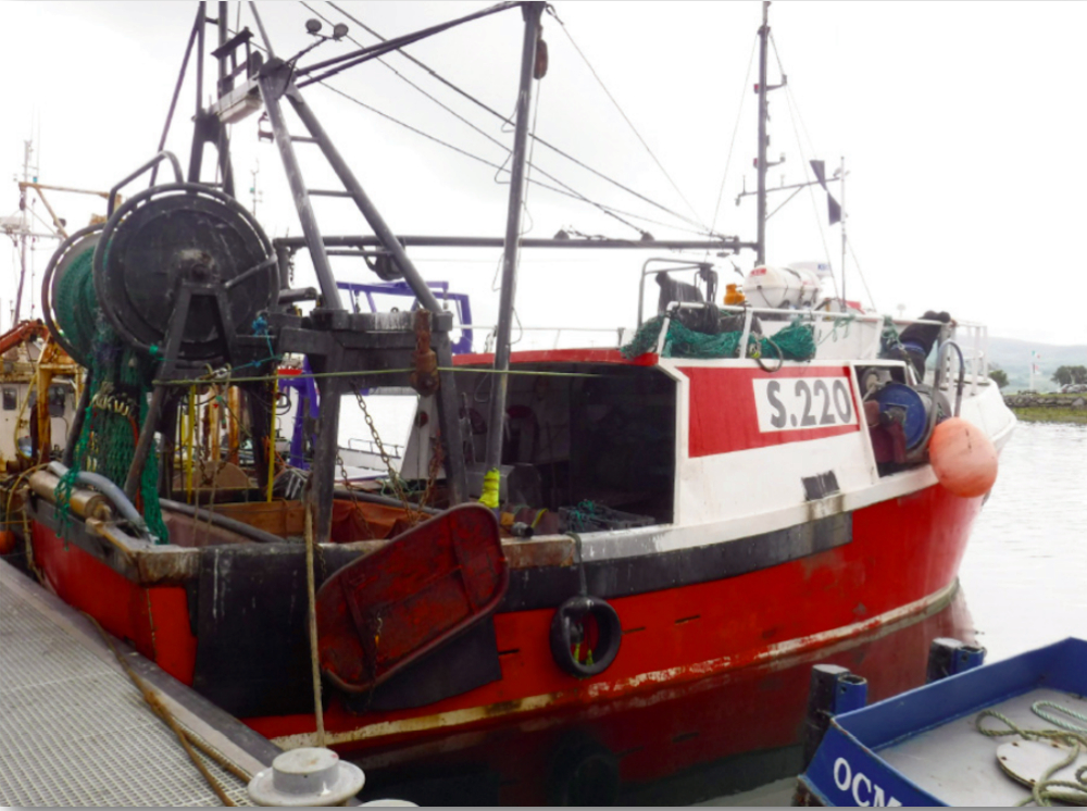 The report on the fire on board the FV Kayleigh prompts a reminder of the Safety Provisions in Small Fishing Vessel Code of Practice