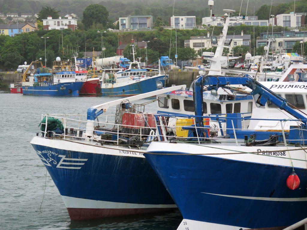 irish fishing vessel owner
