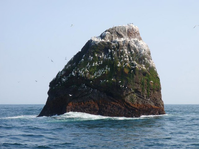 Irish Foreign Affairs and Marine Ministers issue aJoint Statement on Rockall