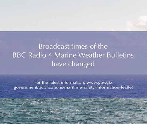 There are some changes for the foreseeable future to the way the BBC will broadcast including the Shipping Forecast owing to the impact of COVID-19