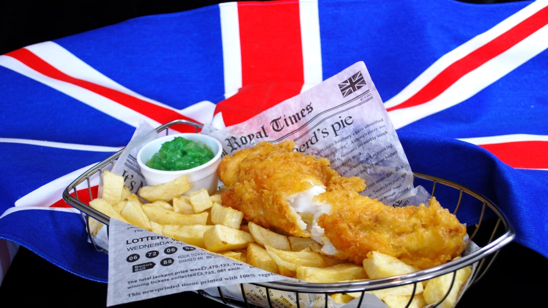 Could the lack of fisheries deals with nothern partners scupper the tradtional fish supper?