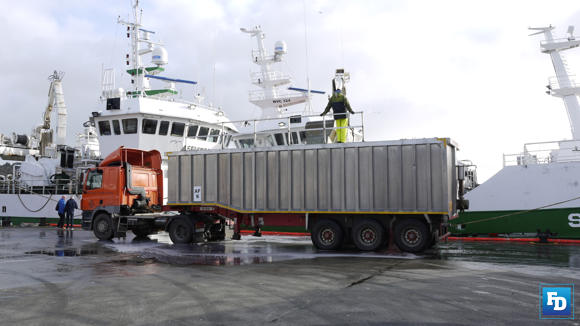The EU Commission has said that it is not in a position to comment on Administrative Inquiry in relation to the Irish fishing industry