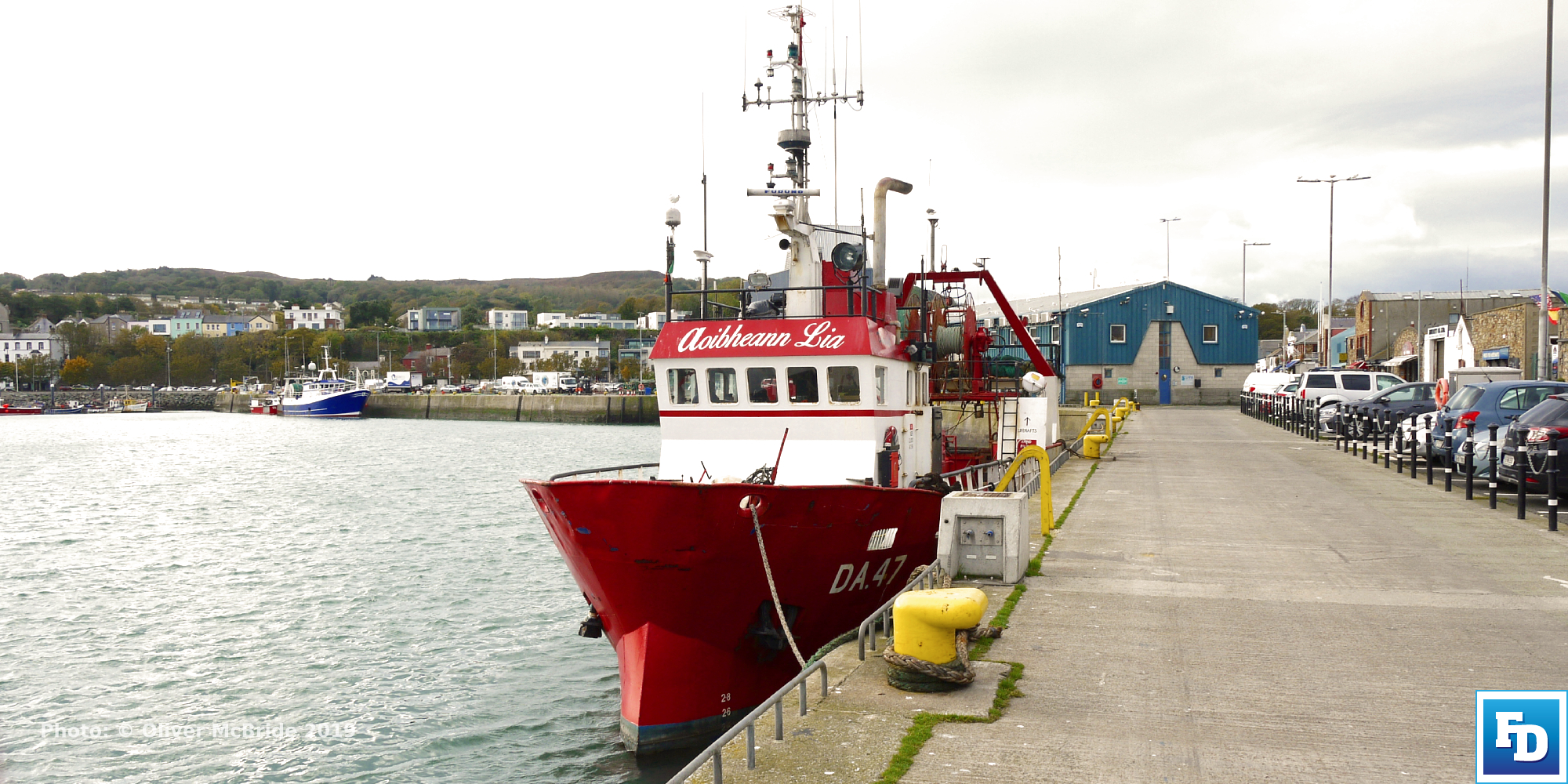 The IFSA claims that Minister Charlie McConalogue's solution to the EU quota cuts is to reduce the Irish fishing fleet