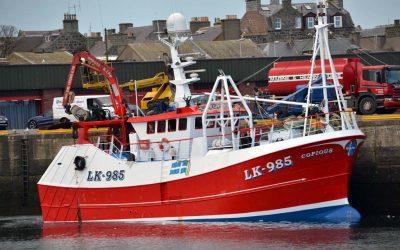 Fisherman in tragic overboard incident on Shetland trawler named