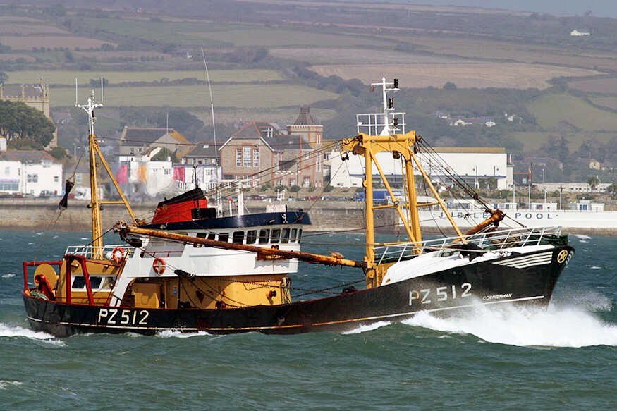 A fatal incident occurred onboard the MV Corishman off the south west of the Scilly Isles