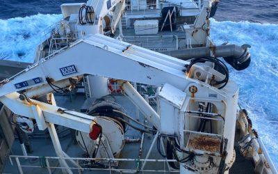 International fleet gathers off southwest Ireland for blue whiting fishing