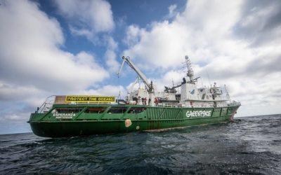 NFFO calls on political parties to condemn Greenpeace Vigilantes