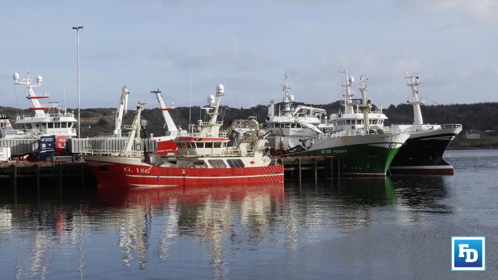 EU Commission seeks to punish the Irish fishing fleet of overfishing mackerel, horse mackerel and bluewhiting stocks between 2012 and 2016