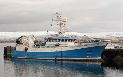 Marine Scotland Shetland scallop assessment completed