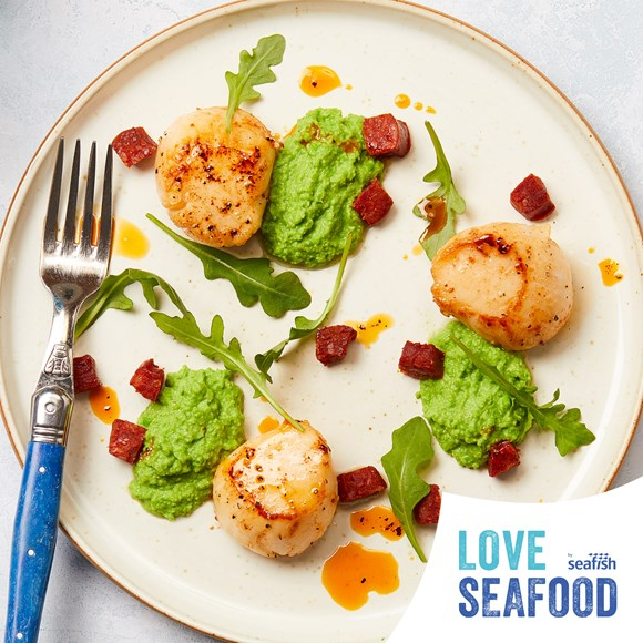 Seafish will deliver a series of online marketing masterclasses for seafood businesses to attend