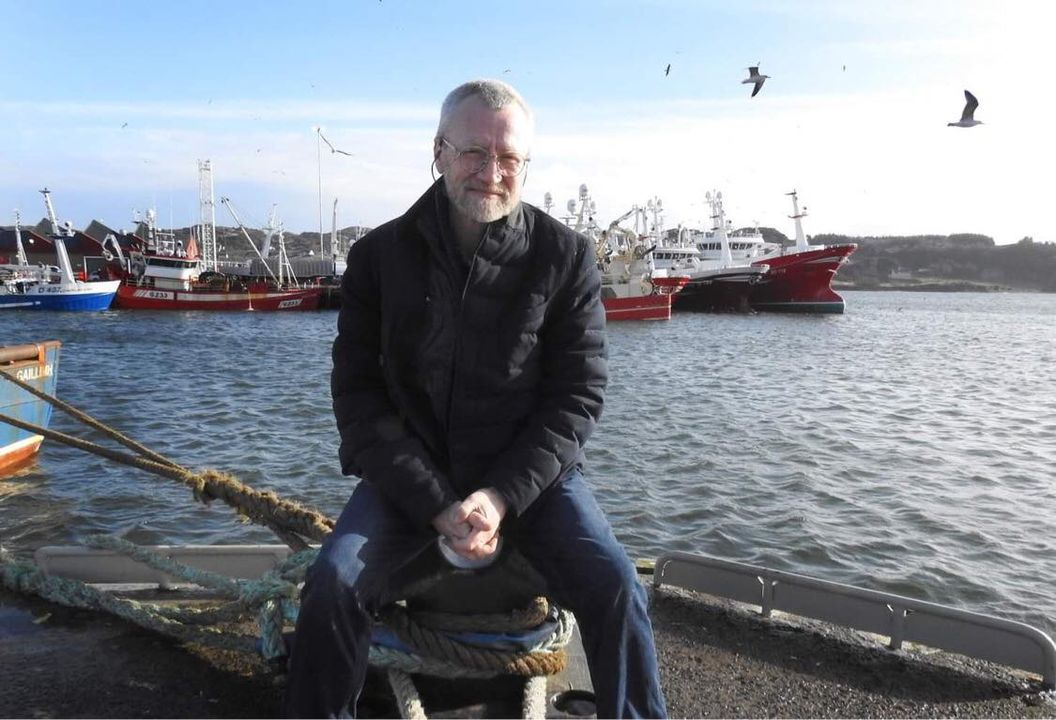 Minister of Fisheries capelin 2021