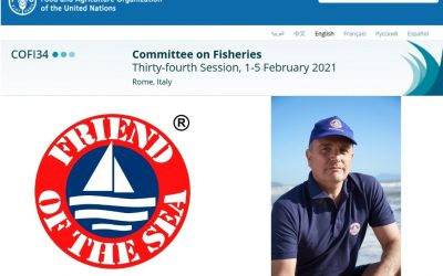 Friend of the Sea urges for regulation of Sustainable Seafood claims at FAO COFI