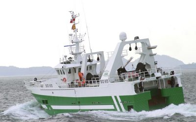 Applications online now for Irish Fishing Vessel access to UK Waters