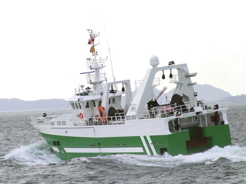 Irish fishing vessels wishing to access UK waters have been notified by the Department of Agriculture, Food and the Marine that they must complete an online application.