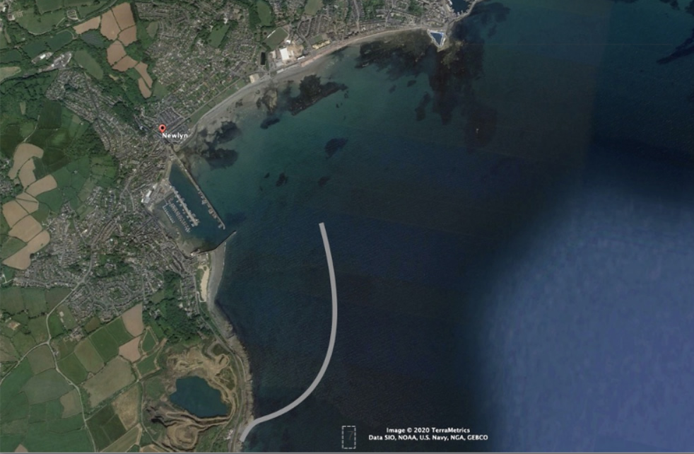 newlyn harbour development plan
