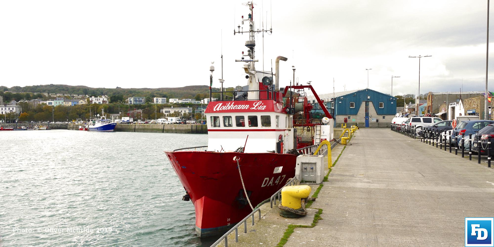 howth harbour Dublin ireland