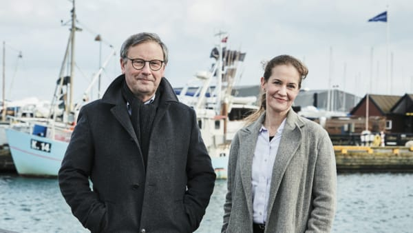 After months of negotiations, the Danish Society for Nature Conservation, DN, and the Danish Fishermen Producer Organisation, DFPO, present a historical proposal for ensuring a significant protection of the Danish sea.