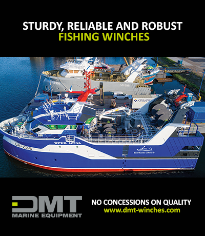 DMT Marine Equipment The Fishing Daily Fishing Industry News
