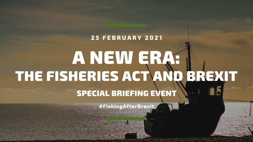 appg fisheries brexit briefing