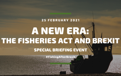 Brexit briefing by APPG on Fisheries sees unprecedented engagement