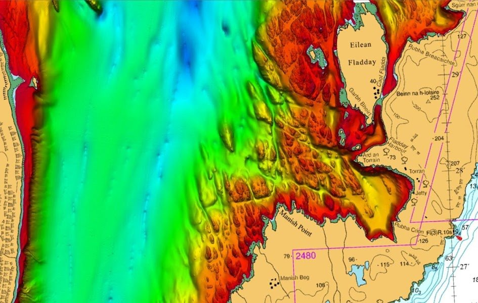 This week's Civil Hydrography Annual Seminar held online looks at seabed mapping programmes
